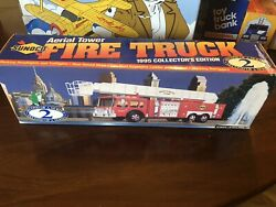 Sunoco Aerial Tower Fire Truck 1995 Collectors Edition 2nd In Series