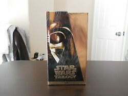 New - Star Wars Trilogy Vhs Special Edition - Platinum Widescreen Edition