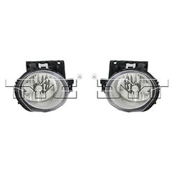 Fits 2011 - 2014 Nissan Juke Headlight Pair Side (NSF) -