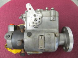 Roosa Master Diesel Injection Pump Model Dgfcl-635-7aq Nos Military 6 Cylinder