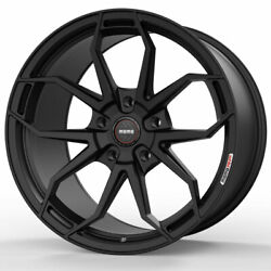 20 Momo Rf-5c Black 20x9 20x10.5 Forged Concave Wheels Rims Fits Dodge Charger