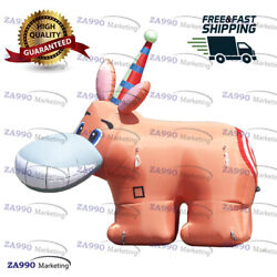13x4.9ft Commercial Inflatable Pin The Tail On The Donkey Game With Air Blower