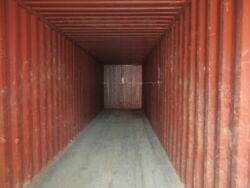 Used 40and039 Dry Van Steel Storage Container Shipping Cargo Conex Seabox Indianaploi