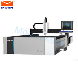 1000W Fiber Laser Cutting Machine For SS CS Steel Metal Cutter 1500*3000mm Range
