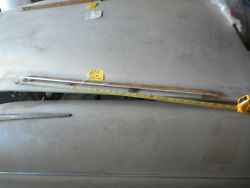 Mercedes Benz W111 W112 W110 Right Rear Door Interior Trim Fintail Wood And Chrome