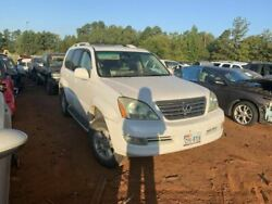 Temperature Control Front Without Navigation Fits 03-04 LEXUS GX470 371057