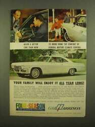 1965 GM Harrison Four-Season Climate Control Ad - Your Family