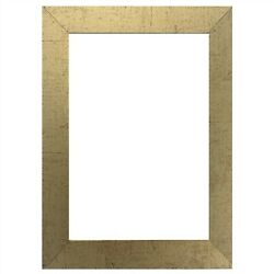 Us Art Frames 1 Flat Antique Gold Mdf Wall Decor Picture Poster Frame
