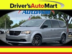 2014 Dodge Grand Caravan SE 2014 Dodge Grand Caravan SE 78726 Miles Billet Silver Metallic Clearcoat 4D Pass