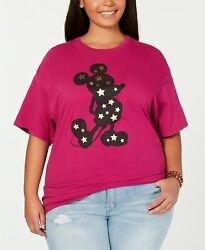 Mighty Fine Mad Engine Trendy Cotton Mickey Mouse Graphic - Pick Size
