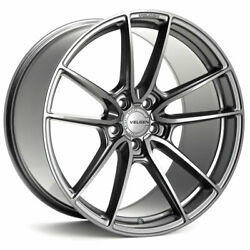 20 Velgen Vf5 Grey 20x10.5 Forged Concave Wheels Rims Fits Jeep Grand Cherokee