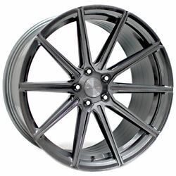 20 Stance Sf09 Grey 20x10.5 Concave Forged Wheels Rims Fits Audi B8 A5 S5