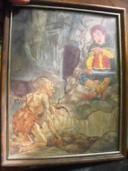 LORD OF THE RINGS PRINTS RARE SCARCE LOT INCREDIBLE