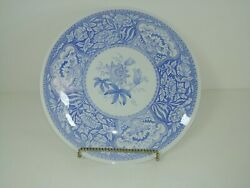 Spode Blue Room Collection Floral Cake Plate