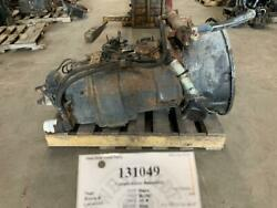 Eaton Fuller Transmission Assembly Fo-16e313a-mhp Removed From 2012 Pete 386