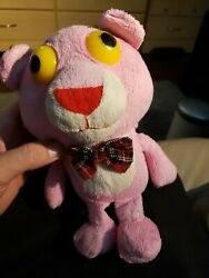 Vintage Fine Doll , Pink Panther Toy , Sweet Wonderful Pink Panther Baby Doll