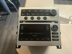 ✅ 05 06 07 Infiniti g35 GPS 6 CD MP3 Player Changer AC Climate Control Panel OEM