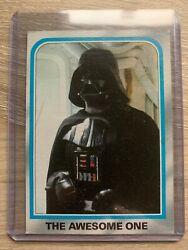 One Of A Kind MisCut Empire Strikes Back 1980 Series 2 Near Mint NM Card #164