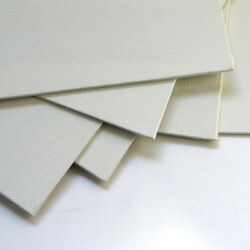 12 Pack Economy Canvas Panels 4X6 White Acid Free Artist Canvas $9.86