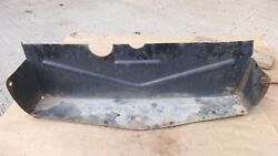 1942 1946 1947 Ford Truck Lower Grille Pan Original Pickup Panel Behind Grill 6