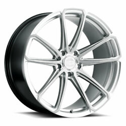 20 Xo Madrid Silver 20x9 Forged Concave Wheels Rims Fits Acura Tsx