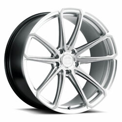 20 Xo Madrid Silver 20x9 20x10.5 Forged Concave Wheels Rims Fits Tesla Model S