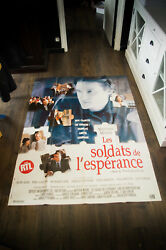 And The Band Played On 4x6 Ft Vintage French Grande Movie Poster Original 1993