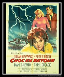 I Thank A Fool 4x6 Ft Vintage French Grande Movie Poster Original 1962