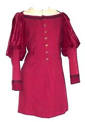 Medieval Renaissance Period Tunic Elizabethan Very Old Western Costume Company