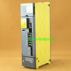 Used Fanuc A06b-6096-h301 Servo Amplifier Tested It In Good Condition