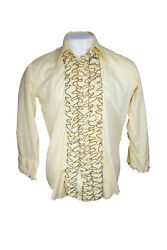Michael Jacksonand039s Owned And Event Worn Button Up Long Sleeve Shirt Managerand039s Loa