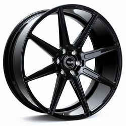 24 Velgen Vft8 Gloss Black 24x10 Forged Wheels Rims Fits Ford Expedition