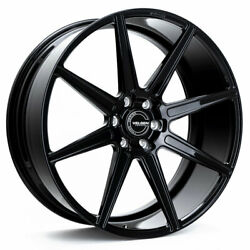 24 Velgen Vft8 Gloss Black 24x10 Forged Concave Wheels Rims Fits Ford F-150