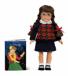 Rare Brand New American Girl Molly Doll And Book 18 Doll Friend Of Emily Doll