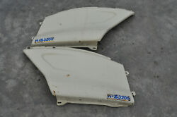 Cub Cadet Hds 3205 Engine Side Panels Covers Left Right 3204 3208 3165 3184 3185