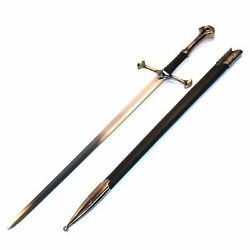 Anduril Sword Of King Elessar W/scabbard