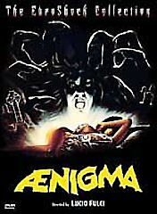 Aenigma Dvd 2001 Rare New-factory Sealed W/free Shipping
