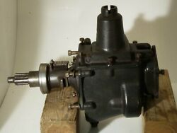 Original Model A Ford Transmission Good Working Condition