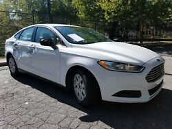 ✅ 2014 FORD FUSION SE SALVAGE TITLE REPAIRABLE RUNS & DRIVES!!!