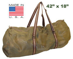 2 Pcs Goose Decoy Bag 42 Heavy Weight Mesh Super Large Holds Lots Of Decoys