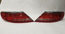 Rear Light Mercedes S-class W217 Coupe / Cabrio Tail Lamp Left And Right