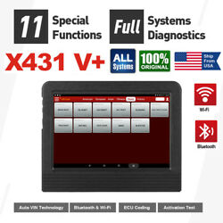 LAUNCH X431 PRO OBD2 Tablet Full System Bi-Directional Auto Diagnostic Scan Tool