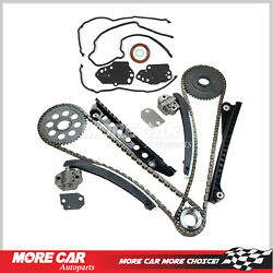 Timing Chain Cover Gasket Kit For 04-11 Ford Expedition E150 F250 Navigator 5.4l