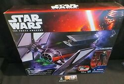 First Order Special Forces Tie Fighter Star Wars The Force Awakens Disney Hasbro