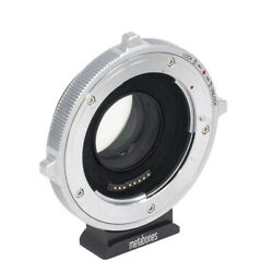 Metabones Canon Ef Lens To Micro Four Thirds T Cine Speed Booster Ultra 0.71x
