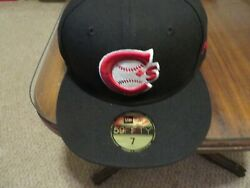 Lot Of 10 Vancouver Canadians New Era Authentic 59fifty Fitted Hat - New Black