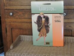 Barbie The Charleston By Bob Mackie Porcelain Doll Limited Edition 2001