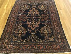 Antique 1920s Lilihan Rug In Very Good Condition Size Is 6and0396 X 5and0391