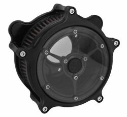 Roland Sands Design Clarity Air Cleaner Black Ops 0206-2143-smb