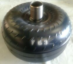 F-63 Torque Converter Aode For 4.6l Crown Vic Police And More